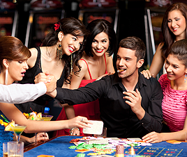 VIP casino players are rewarded with numerous benefits and bonuses