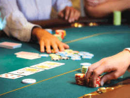 High Stakes Online Poker Games
